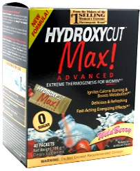Hydroxycut Max! Advanced