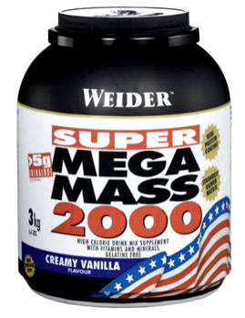 Super Mega Mass 2000 3 кг от Weider