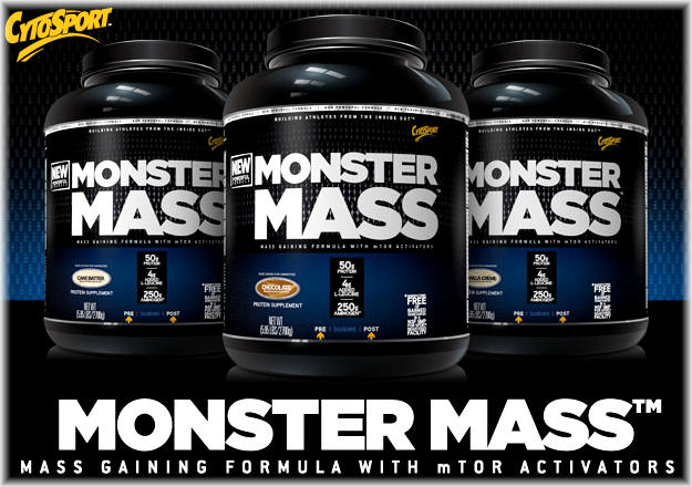 CytoSport Monster Mass Gainer