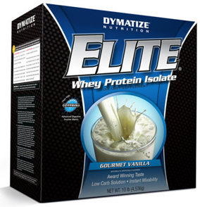 Dymatize Elite Whey Protein Isolate 4,5 кг