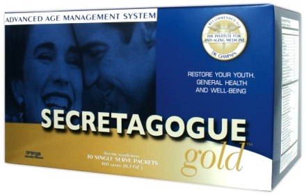 Secretagogue-Gold от MHP