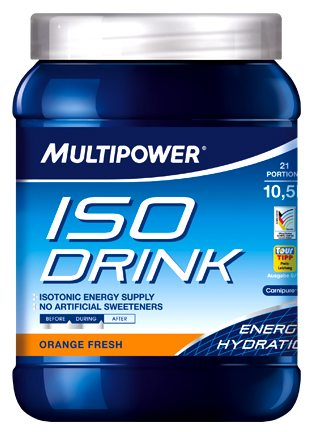 Изотоник Multipower Iso Drink