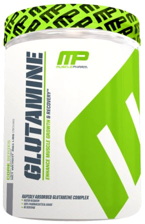 MusclePharm Glutamine