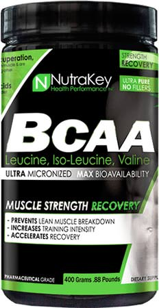 Аминокислоты BCAA Powder от NutraKey