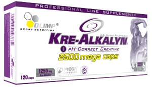 Креатин Kre-Alkalyn 2500 Mega Caps от Olimp