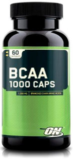 BCAA 1000 (60 капсул) от Optimum Nutrition