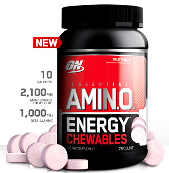 Essential Amino Energy Chewables