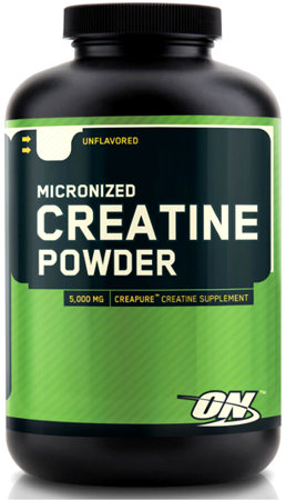 Micronized Creatine Powder от Optimum Nutrition 600 г.