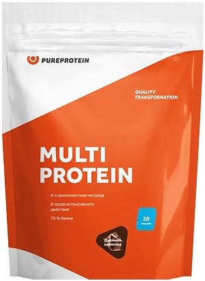Многокомпонентный протеин Multi Protein от PureProtein
