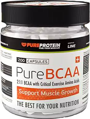 Pure BCAA от PureProtein