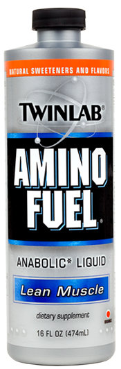 Amino Fuel Liquid Naturally Flavored Sweetened от Twinlab