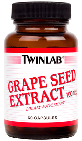 Twinlab Grape Seed Extract 100 мг