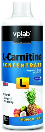 Карнитин VPLab L-Carnitine Concentrate (1 литр)
