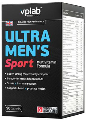 VP Laboratory Ultra Mens Sport