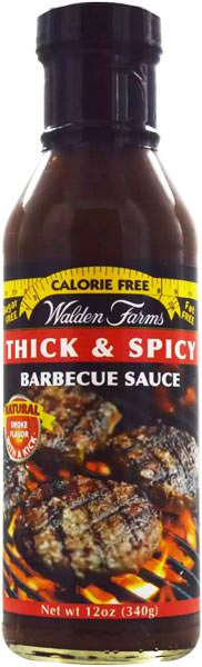 Соус барбекю Barbeque Sauces от Walden Farms