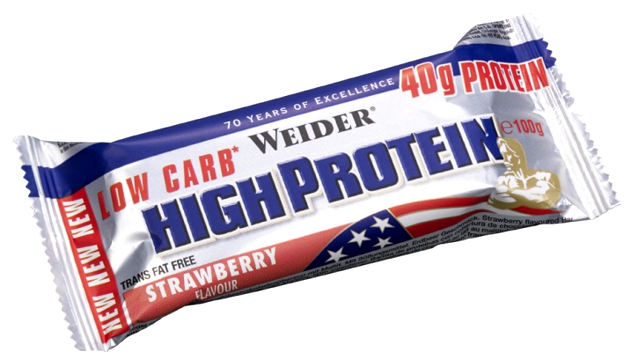 Батончик Low Carb High Protein Bar от Weider