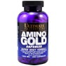 Аминокислоты Ultimate Nutrition Amino Gold Capsules 1000mg (250 caps)