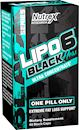 Жиросжигатель Nutrex Lipo-6 Black Hers Ultra Concentrate US