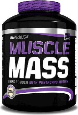 Гейнер BioTech USA Muscle Mass