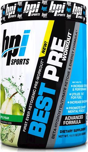 Энергетик BPI Sports Best Pre Workout