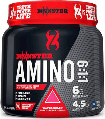 Аминокислоты BCAA CytoSport Monster Amino 6-1-1