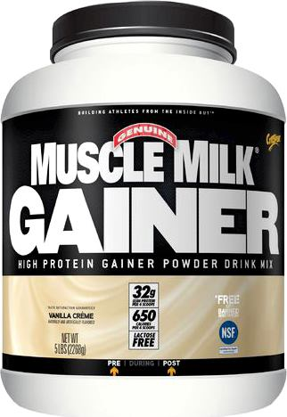 Гейнер CytoSport Muscle Milk Gainer