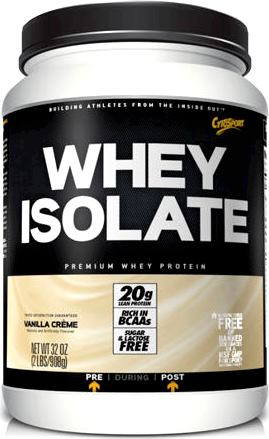 Протеин CytoSport Whey Isolate CytoSport