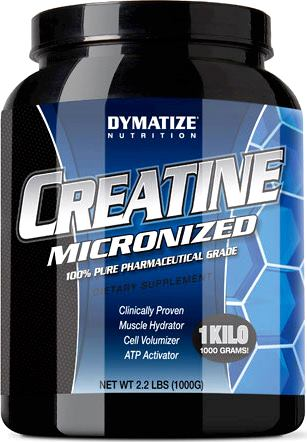 Креатин моногидрат Dymatize Nutrition Creatine Micronized