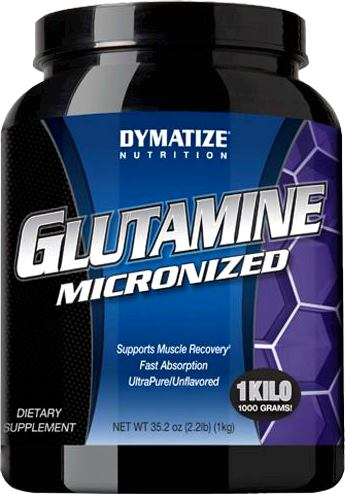 Глютамин Dymatize Nutrition Glutamine Micronized
