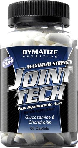 Глюкозамин хондроитин Dymatize Nutrition Joint Tech