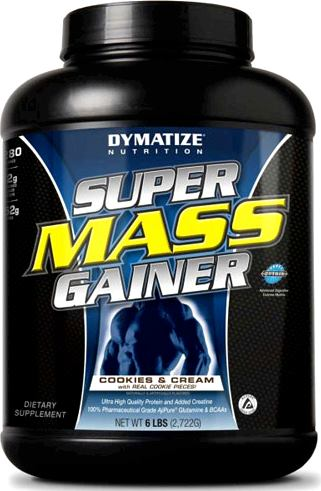 Гейнер Dymatize Nutrition Super Mass Gainer