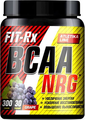 FIT-Rx BCAA NRG