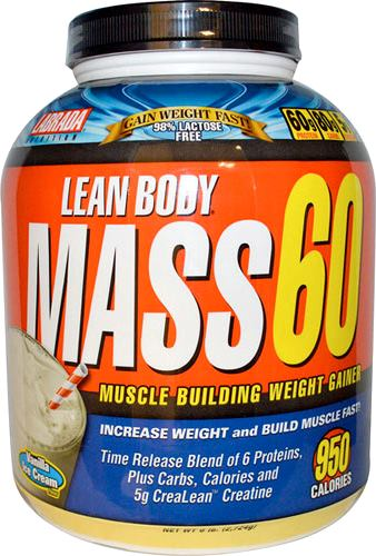 Гейнер Labrada Lean Body Mass 60