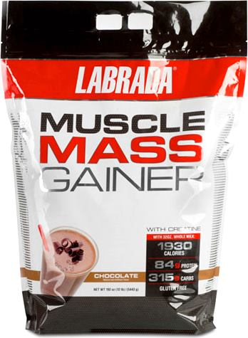 Гейнер Labrada Muscle Mass Gainer