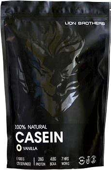 Казеин Lion Brothers 100% Natural Casein
