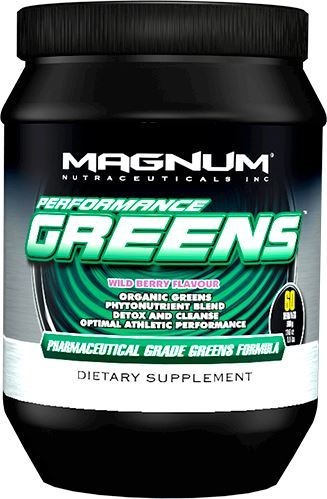 Антиоксиданты Magnum Performance Greens