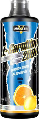 Карнитин Maxler L-Carnitine Comfortable Shape 2000 Bottle