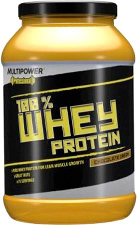 Протеин Multipower 100% Whey Protein 2250g