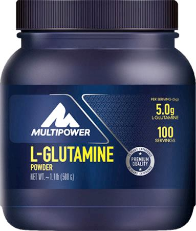 Глютамин Multipower L-Glutamine Powder