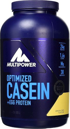 Multipower Optimized Casein Egg Protein