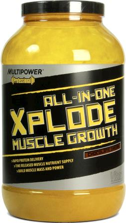 Протеин Multipower Professional Xplode Muscle Growth