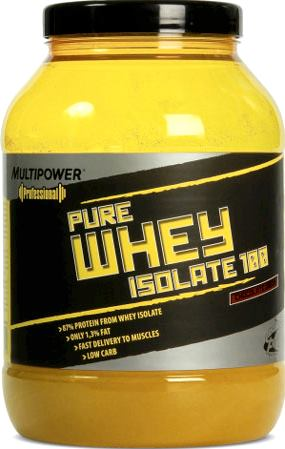 Протеин MultipowerPure Whey Isolate 100