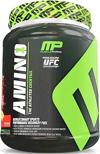 Аминокислоты MusclePharm Amino 1