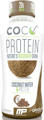 Протеин MusclePharm Coco Protein Natures Recovery Drink