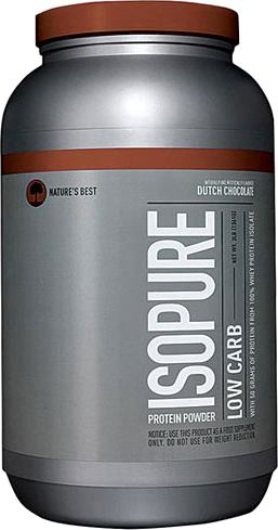 Протеин Natures Best IsoPure Low Carb