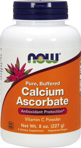 Аскорбат кальция NOW Calcium Ascorbate