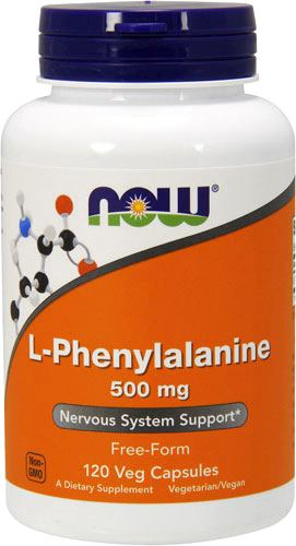 Фенилаланин NOW L-Phenylalanine