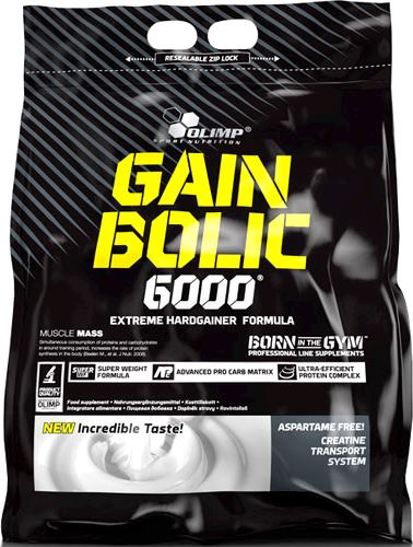 Гейнер Olimp Gain Bolic 6000
