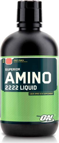 Аминокислоты Optimum Nutrition Amino 2222 Liquid