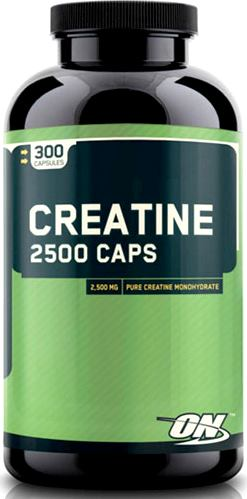 Креатин Optimum Nutrition Creatine 2500 Caps
